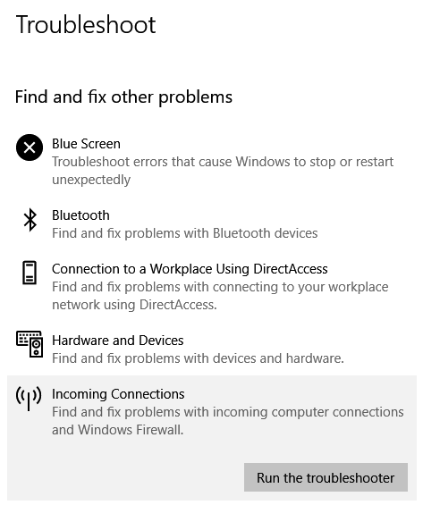 Windows 10 How to Troubleshoot