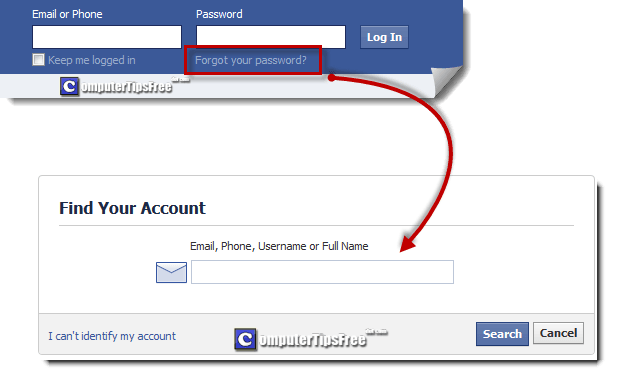 facebook homepage login facebook com sign