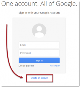 gmail.com sign up form new gmail.com account sign up