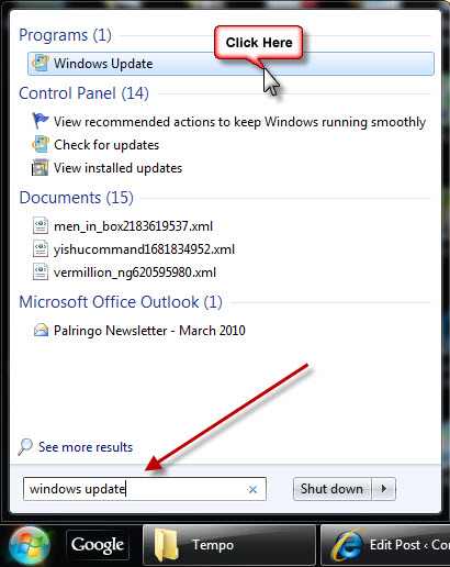 view-windows-update-history-in-xp-vista-and-7-delete-or-remove-3